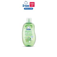 Tắm gội toàn thân em bé (<3 tuổi) D-nee 200 ML. – Organic