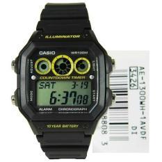 Đồng hồ nam dây nhựa Casio Anh Khuê AE-1300WH-1AVDF