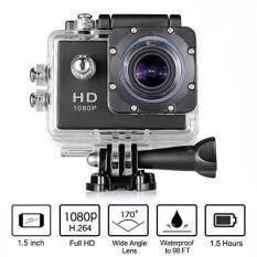 [Nhập ELJAN11 giảm 10%, tối đa 200k, đơn từ 99k][ Nhập mã EXCLUSIVE giảm thêm 10%] Camera Hành Trình cho xe máy HD 1080 Sport Cam A9 140 độ chống rung 12 đèn LED hồng ngoại chống nước tới 30m màn hình LCD 2 Inch Dung lượng pin 900 mAh ( màu ngẫu nhiên )
