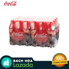 Chai Nước Giải Khát Coca Cola – chai 390ml
