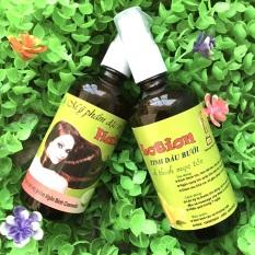 Tinh dầu bưởi ngăn rụng tóc và kích thích mọc tóc, Giảm khô xơ, Dưỡng mềm mượt, ngăn gàu…
