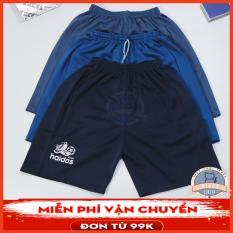 Bộ 3 quần shorts đùi nam thun Sport chất liệu vải thun, dành cho người từ 45 – 75kg, thích hợp mặc nhà thể thao dạo phố