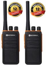 Bộ 2 Bộ đàm Motorola GP900S(Loa chống bụi, Dung lượng pin cực lớn 12 tiếng, cự ly liên lạc xa, siêu bền)