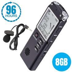 Máy Ghi Âm Chuyên dụng Cao cấp T60 8Gb Màn hình Kỹ thuật số – may ghi am, may thu am, may nghe nhac