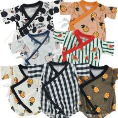 Bộ Yukata Cà rốt Nhật cho bé yêu + Tặng kèm vớ vải đi cùng – Mihababy – YU_CAROT