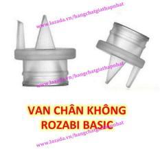Van chân không ROZABI BASIC – Phụ kiện cho máy hút sữa điện đôi