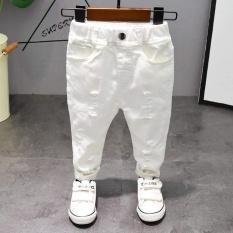 quần kaki mềm cho bé 9-19kg