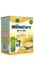 Bột ăn dặm Metacare hỗ trợ phát triển toàn diện – 4 vị mặn (200g)