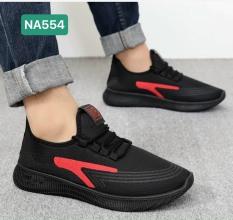 Giày thể thao nam Sport WWB viền đỏ thoáng khí siêu đẹp lạ rẻ – Sudoo