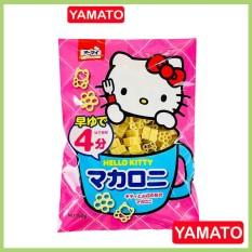 Mì Nui Hình Hello Kitty Và Hoa 150g Nhật Bản [HSD 2023]