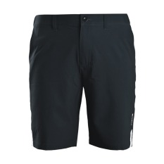 Quần short thể thao nam quần đùi thun nam polyester cao cấp Breli – BQS9001-1M-NVB (Navi đen)