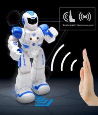 Robot Điều Khiển Từ Xa , Điểu Khiển Cảm Ứng Tay (Phiên Bản Tiếng Anh) Xanh