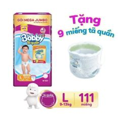 Tã quần Bobby L120