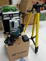 Máy cân mực lazer 5 tia xanh Tmax – T51