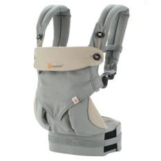 Địu 4 tư thế trợ lực Ergo baby 4 Position 360 Baby Carrier cho bé từ 3 tháng đến 3 tuổi