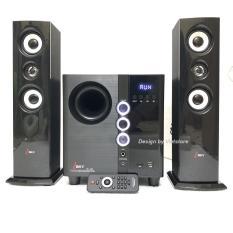 Dàn âm thanh tại nhà – loa vi tính lớn hát karaoke âm thanh đỉnh cao có kết nối Bluetooth USB Isky – SK329 (Tặng kèm Micro hát)