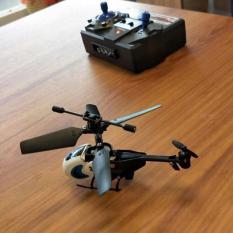 Máy bay điểu khiển từ xa DWI Mini tay cầm 360 độ