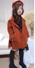 áo khoác dạ cho bé gái