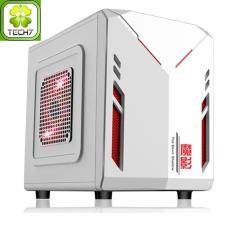Thùng máy tính mini HTPC Phantom Raiders White