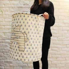 Thùng vải / Túi vải chứa Quần áo giặt ủi, Đồ chơi, Chăn màn
