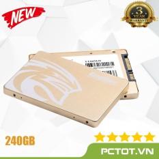 [Nhập ELMAR31 giảm 10% tối đa 200k đơn từ 99k]Ổ cứng SSD Kingspec P4-240 2.5 Sata III 240Gb – Kingspec 240GB ( Mai Hoàng)