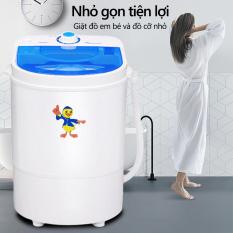 Máy giặt mini cao cấp Máy giặt vắt quần áo gia dụng mini Giá rẻ đặc biệt phù hợp dành cho học sinh sinh viên