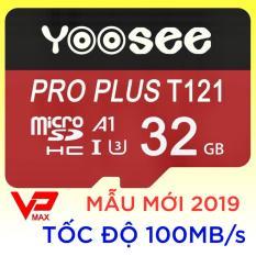 Thẻ nhớ Yoosee 32GB 16GB tốc độ 100Mb/s siêu bền