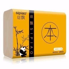 1 gói giấy ăn gấu trúc Sipao 300 tờ