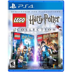 Đĩa Game PS4 Lego Harry Potter Collection