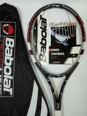 Vợt tennis Babolat 270g tặng căng cước quấn cán và bao vợt – ảnh thật sản phẩm