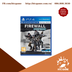 Đĩa game PSVR Firewall Zero Hour