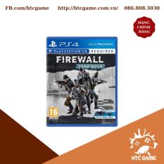 [Nhập ELJAN22 giảm 10% tối đa 200k đơn từ 99k]Đĩa game PSVR Firewall Zero Hour