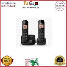 Điện thoại bàn không dây Panasonic KX-TGC412 – Hàng Chính Hãng