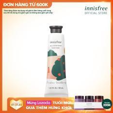 Kem dưỡng da tay innisfree Jeju Life Perfumed Hand Cream Sunshine Wildberry 30ml