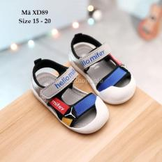 Sandal Bé Trai Hello Mifey 9 – 36 Tháng XD89