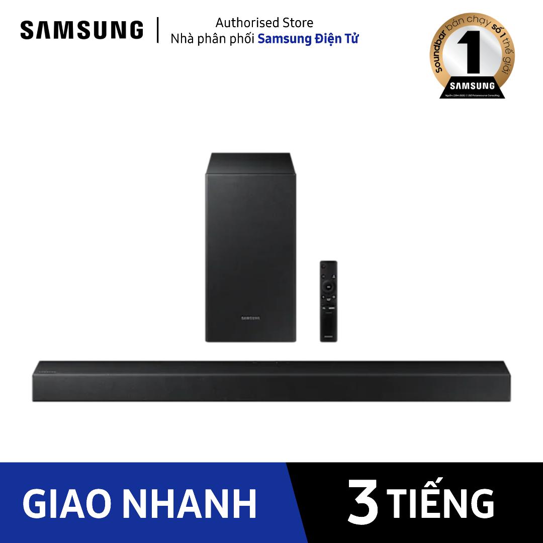 HW-T420 – Loa thanh soundbar Samsung 2.1ch 150W