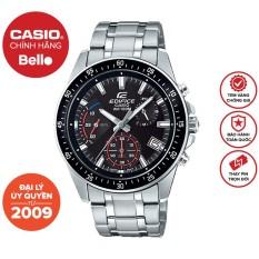 Đồng hồ Casio Edifice Nam EFV-540D-1A bảo hành chính hãng 1 năm – Pin trọn đời