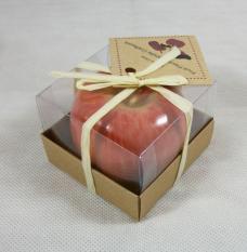 Nến trang trí hình quả táo