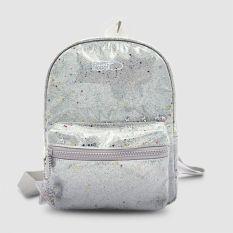 MYKINGDOM – Ba lô mini thời trang SPARKLE-Bạc