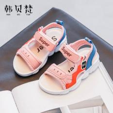 Giày Sandal Bé Gái / Bé Trai Thể Thao Đế Gấu Số 8 (2-8 tuổi) SD135 MB1