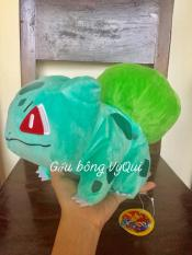 Gấu bông pokemon ếch kì diệu 28cm