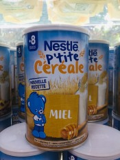 Bột pha sữa Nestle Vị Mật Ong 8 tháng 400g date 2022