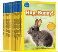 [FULL 26 BOOKS] – National Geographic Kids – Pre-reader (26quyển + File nghe Mp3)