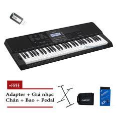 Đàn Organ Casio CT-X800 tặng Chân + Bao + Pedal + USB ( CTX800 ) – HappyLive Shop