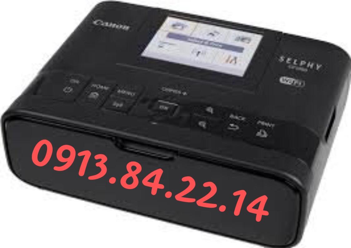 Máy in ảnh Canon CP1300 wifi new (shelpy cp1300)
