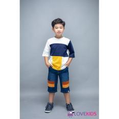 Quần jeans Harmony bé trai 03 Lovekids