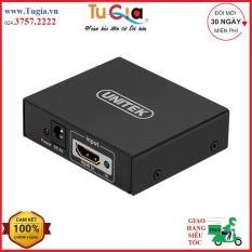 Bộ chia HDMI 1 ra 2 cổng hỗ trợ 4K*2K Unitek Y-5183A chính hãng