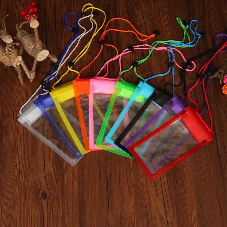 Túi chống nước cho điện thoại – Giao màu ngẫu nhiên