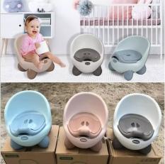 [ HÀNG CẠO CẤP ] Ghế bô Hokori Baby có tựa lưng nhựa Việt Nhật. Bô đi vệ sinh cho bé cao cấp. Kích thước: 28x 28 x 29cm