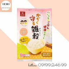 Gạo Ngũ Cốc Hakubaku – Gạo Ngon Dinh Dưỡng Dành Cho Bé (Date: 07/07/2021) (1 Bịch Nhỏ 25G)